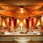 Indian Wedding Mandap 2